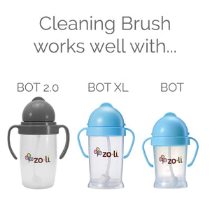 ZoLi Weighted Straw Sippy Cleaning Brush