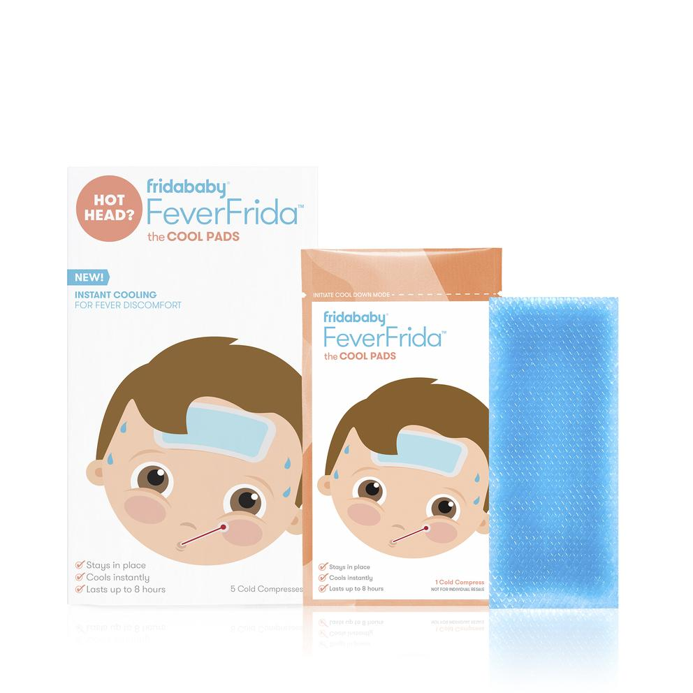 Fridababy Feverfrida Cool Pads 5ct