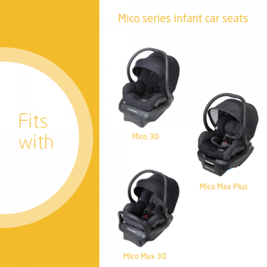 Maxi Cosi Mico Max Plus Extra Car Seat Base