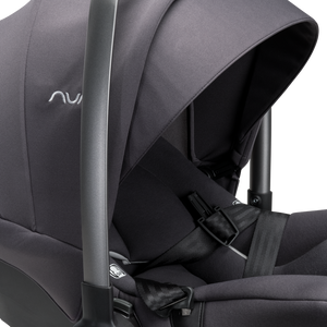 Nuna Pipa Lite R + RELX Base in Carbon - EXCLUSIVE!