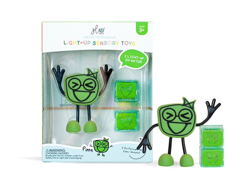 Glo Pal Character Green