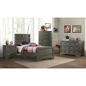 Westwood Design Foundry Twin Bed
