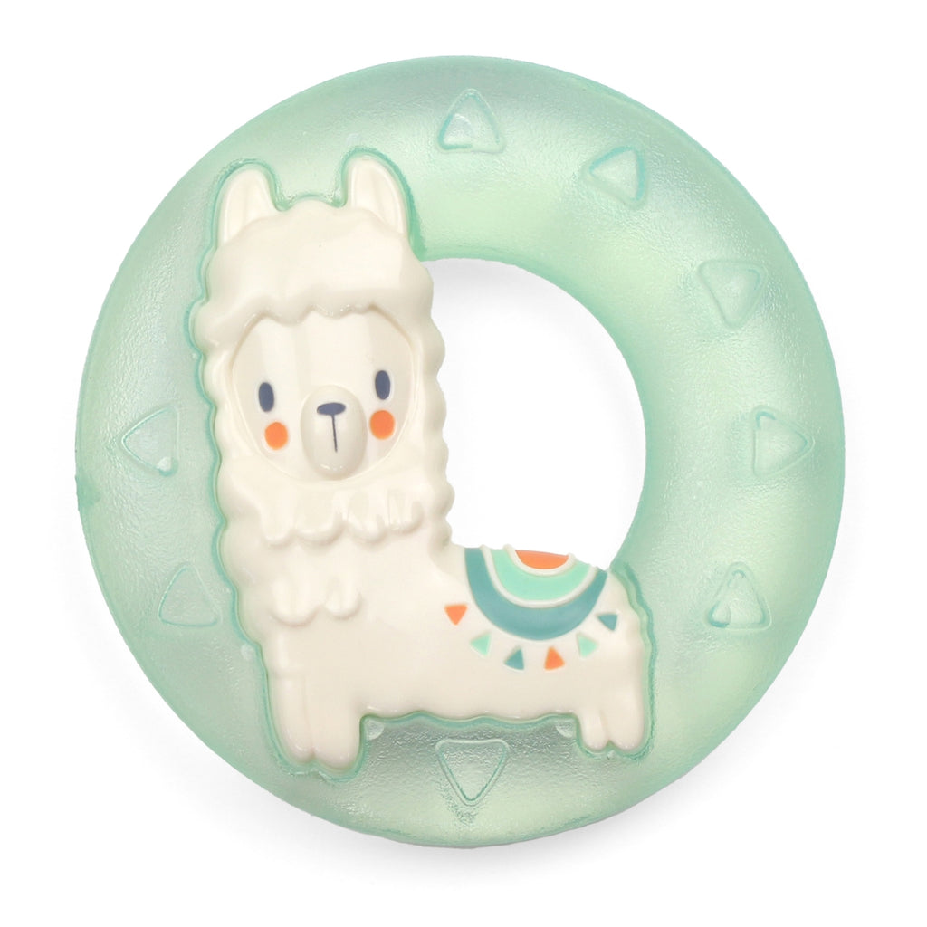 "Cute"" N Cool Teether Llama"