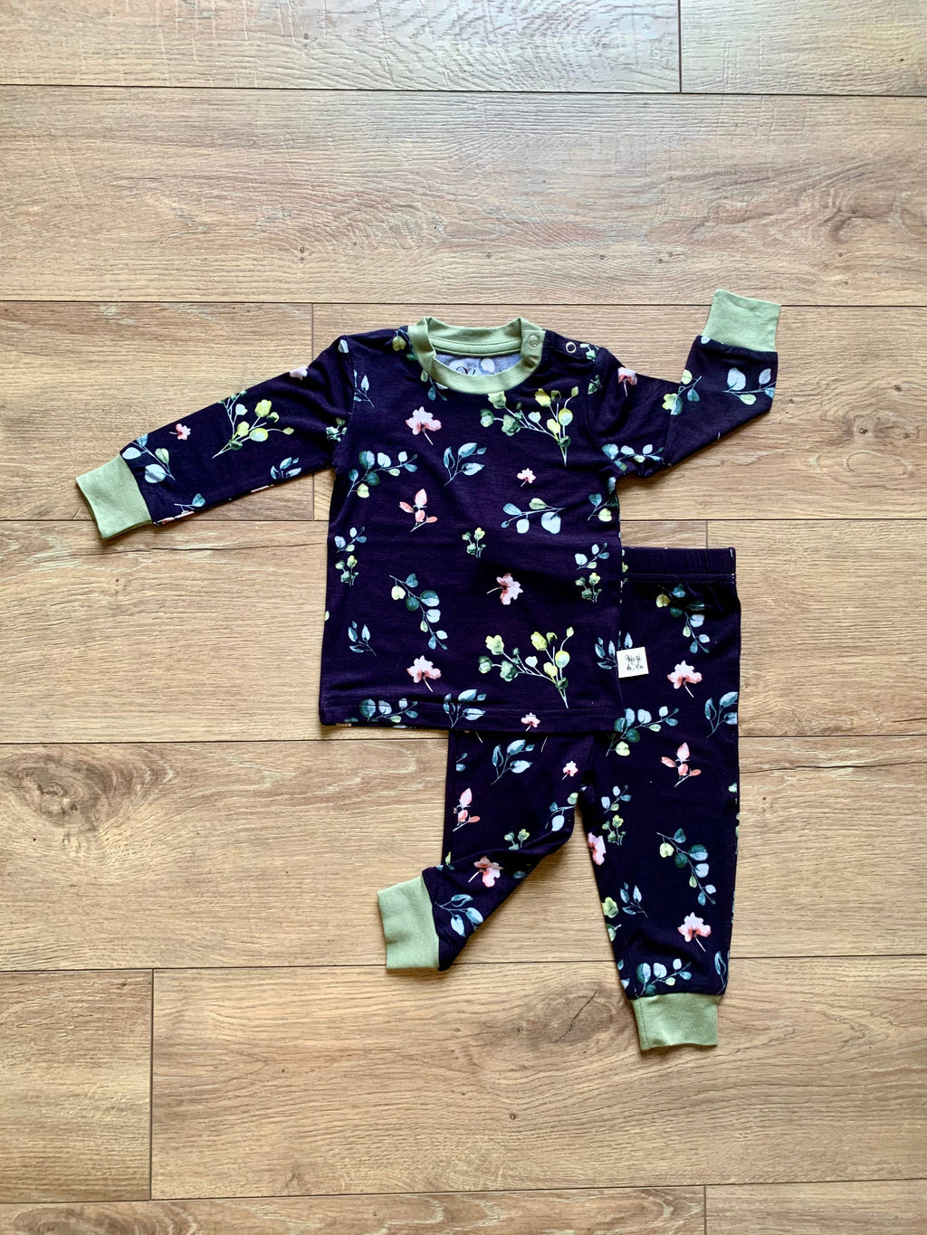 Long Sleeve Set Francis Floral