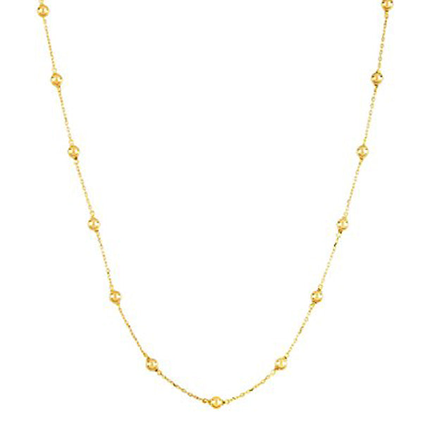 All Time Gold Necklace