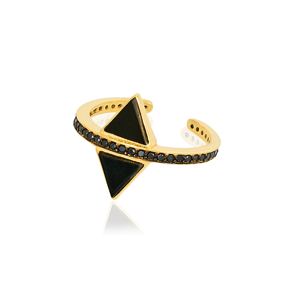 Hestia Exclusive Double Ring