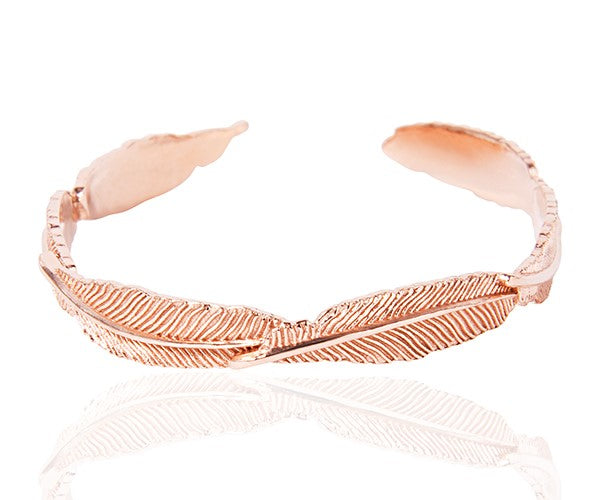 Leuce Small Bangle