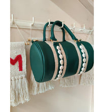 Load image into Gallery viewer, Olive Green Shell Sling