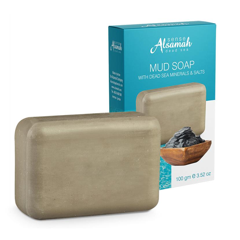 Mud Soap with Dead Sea Minerals