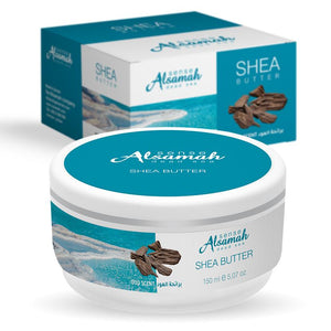 Shea Body Butter -Aoud Scent with Dead Sea Minerals