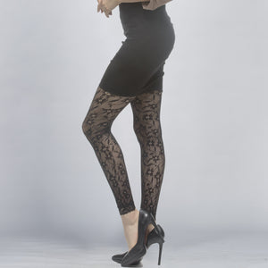 Fashion Fishnet 40 Den, Tania Style, Legging