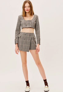 For Love & Lemons Frankie Skort