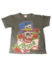 MadeWorn Poison Top Hat Cropped Tee