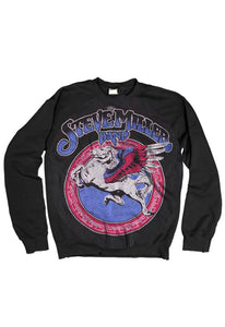MadeWorn Steven Miller Band Fleece Sweatshirt