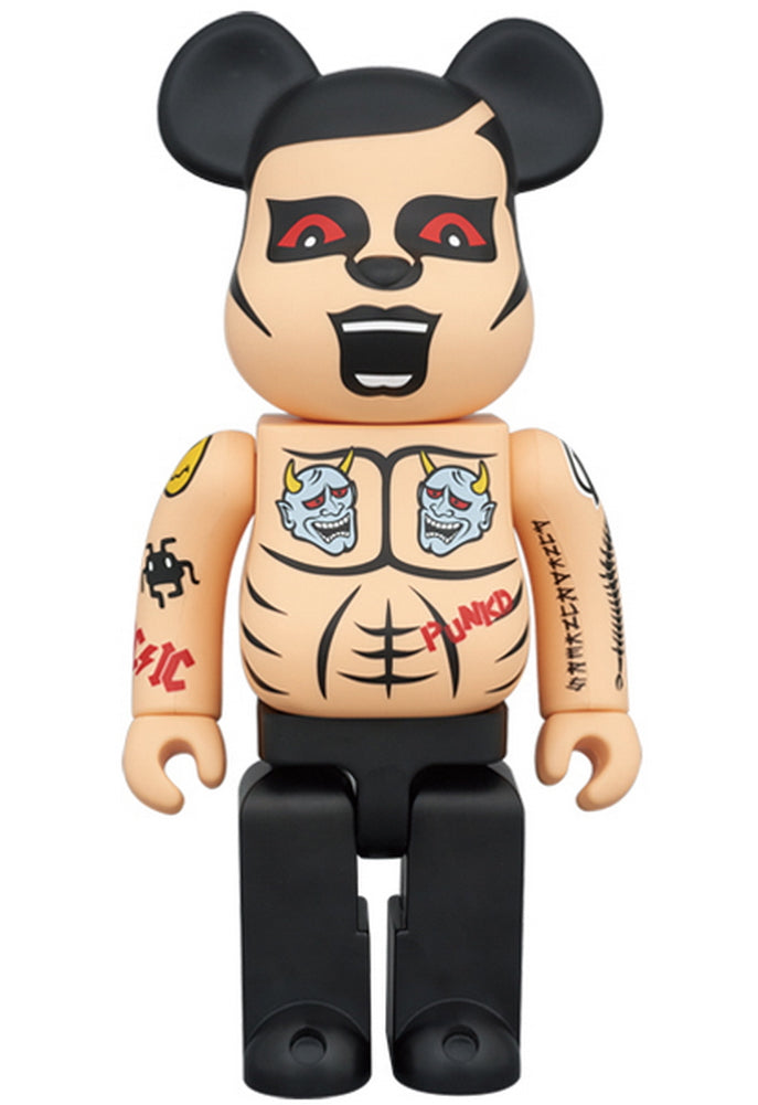 BE@RBRICK Medicom Punk Drunkers VOL. 2 Tattoo 1000% - final sale item