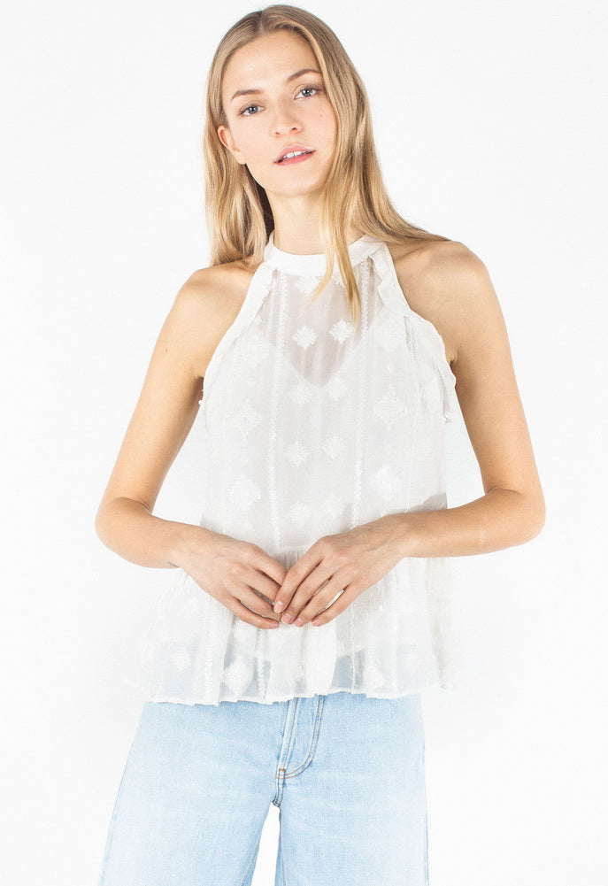 Generation Love Aria Embellished Top