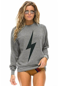 Aviator Nation Bolt Crew Sweatshirt
