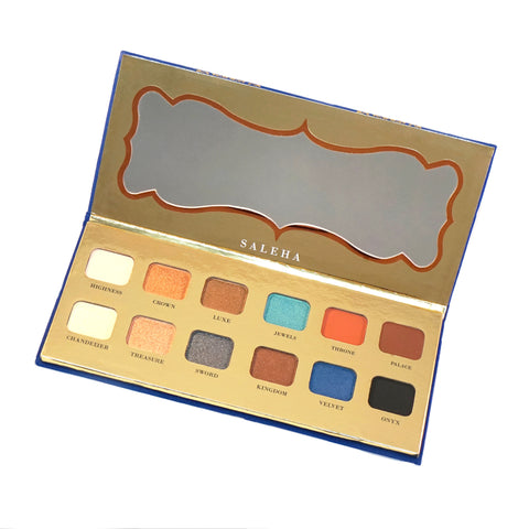 THE ROYAL PALETTE