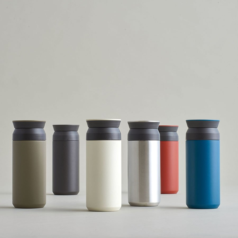 KINTO Travel Tumbler - white - trus.