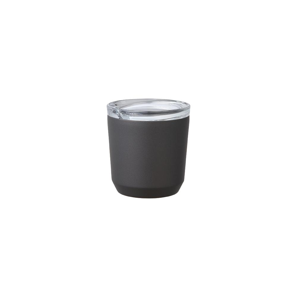 KINTO To Go Tumbler 240ml - black - trus.