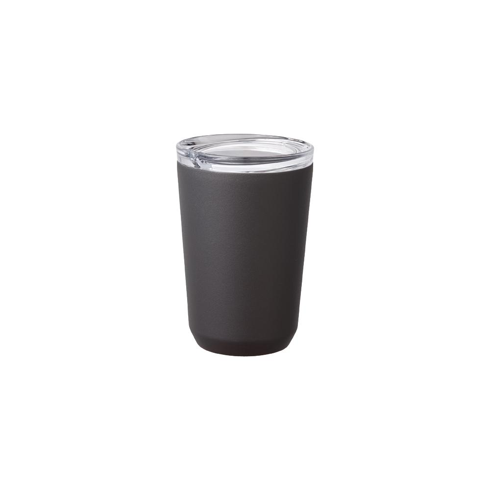KINTO To Go Tumbler 360ml - black - trus.