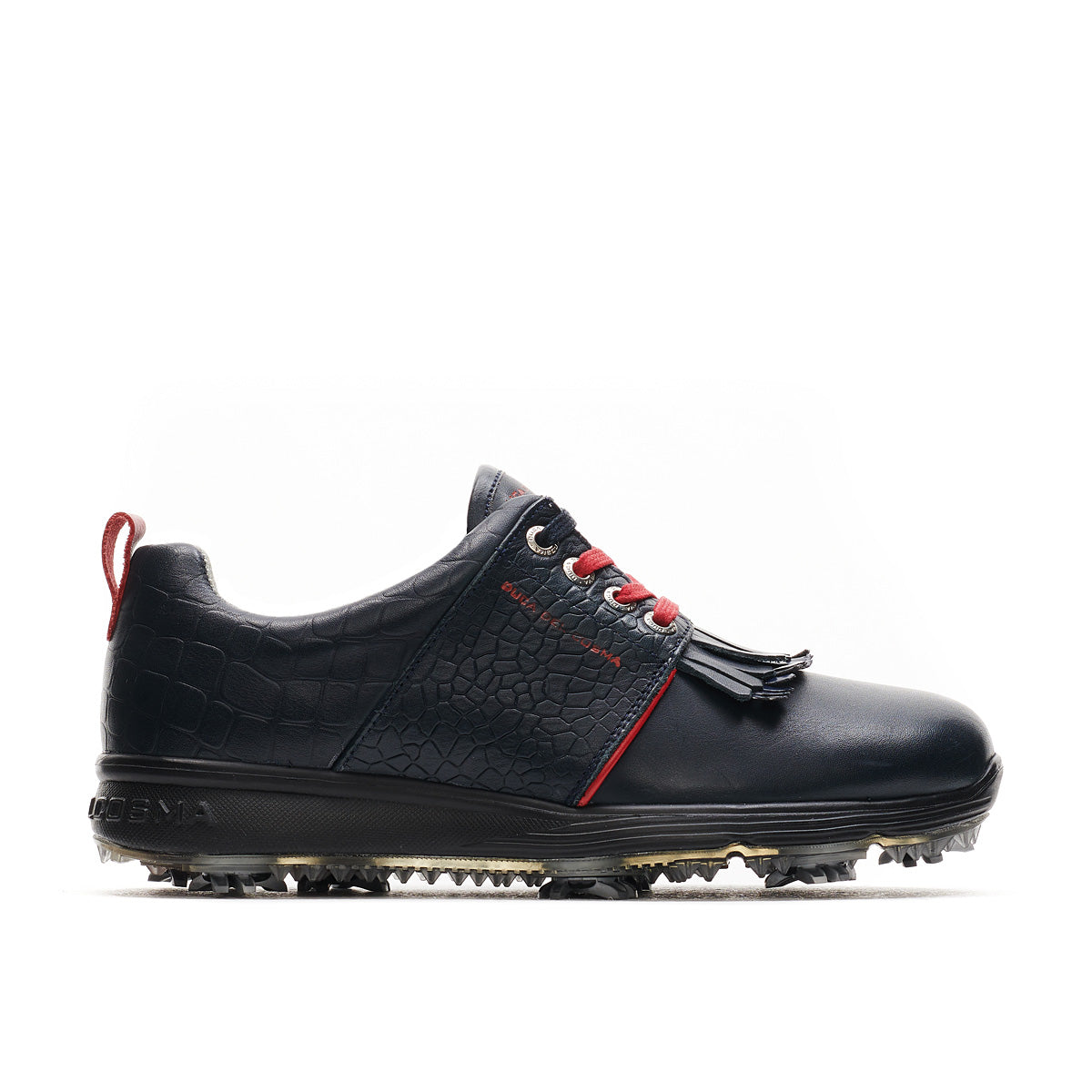 Women's Cypress Navy/Red Golf Shoes