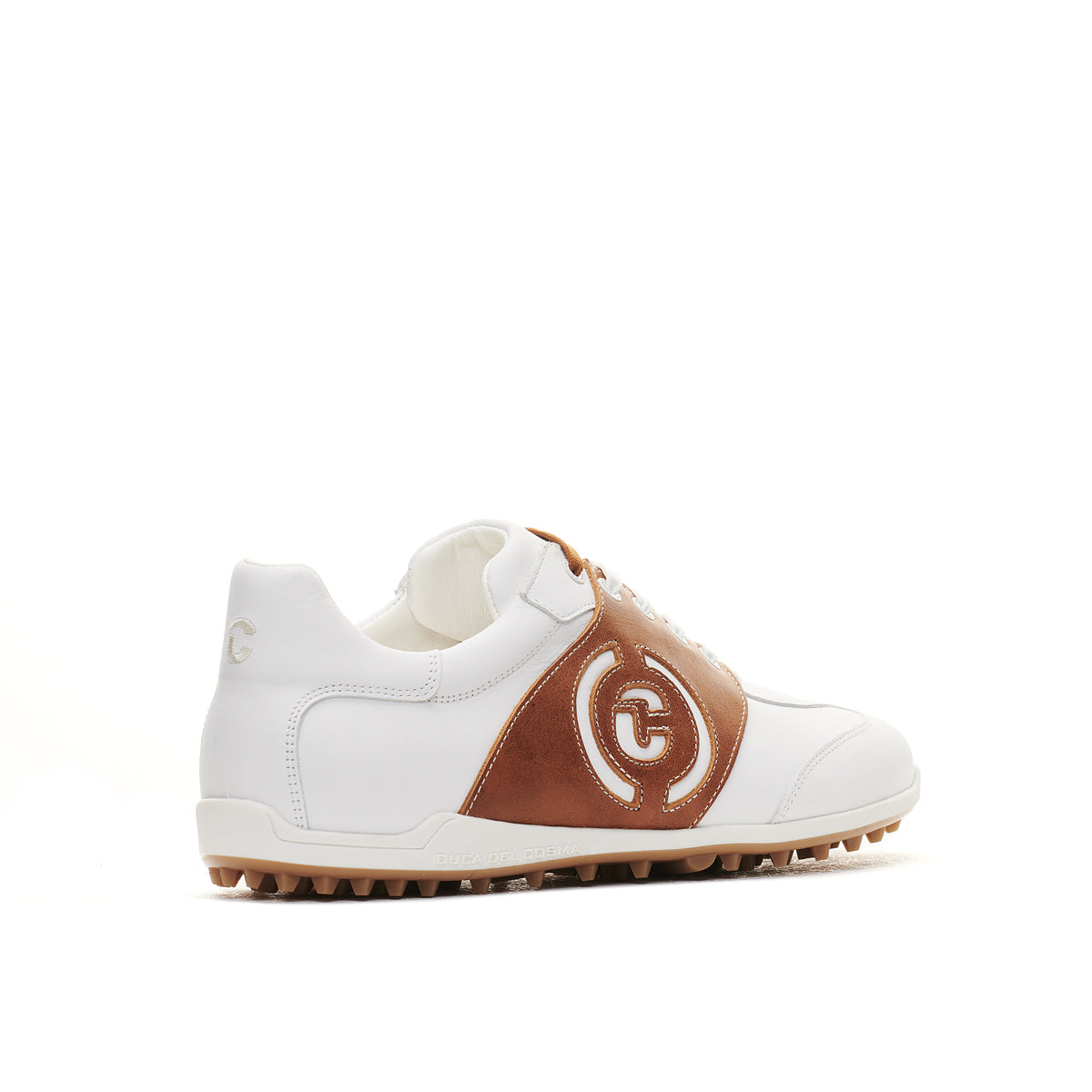 Men's Valderama White Golf Shoe