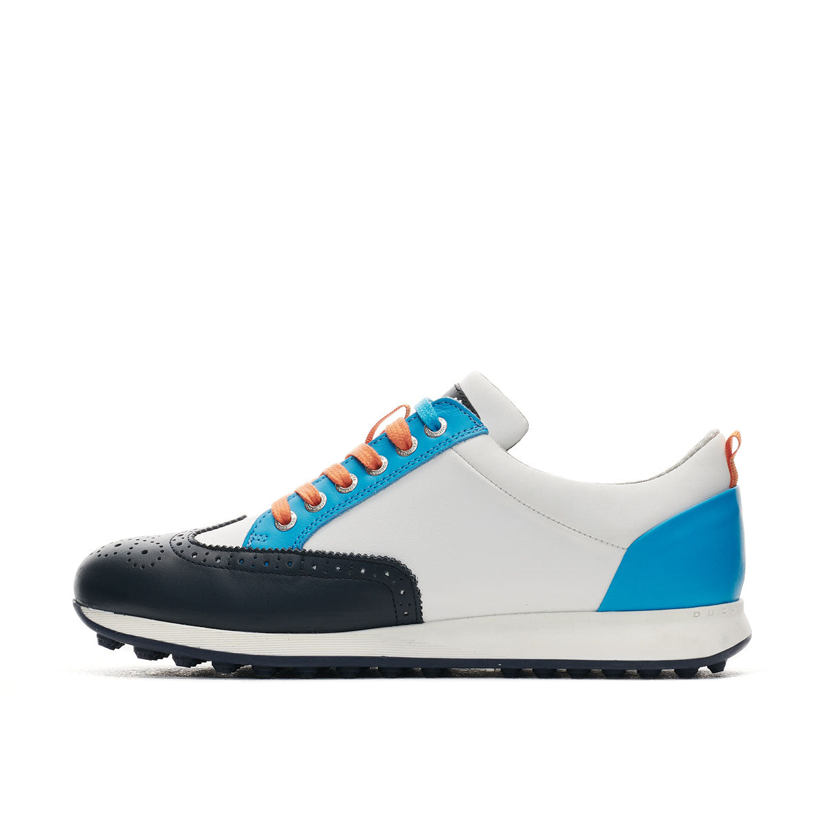 Men's KLM Open Camelot White/Blue Golf Shoe