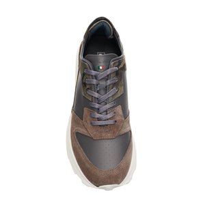Men's Pontino Grey Lifestyle Shoe