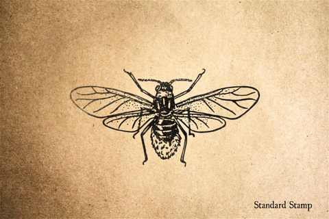 Aphid Rubber Stamp