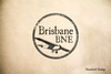 Brisbane Australia Rubber Stamp