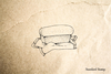 Fresh Loaf Rubber Stamp