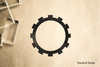 Gear Frame Rubber Stamp
