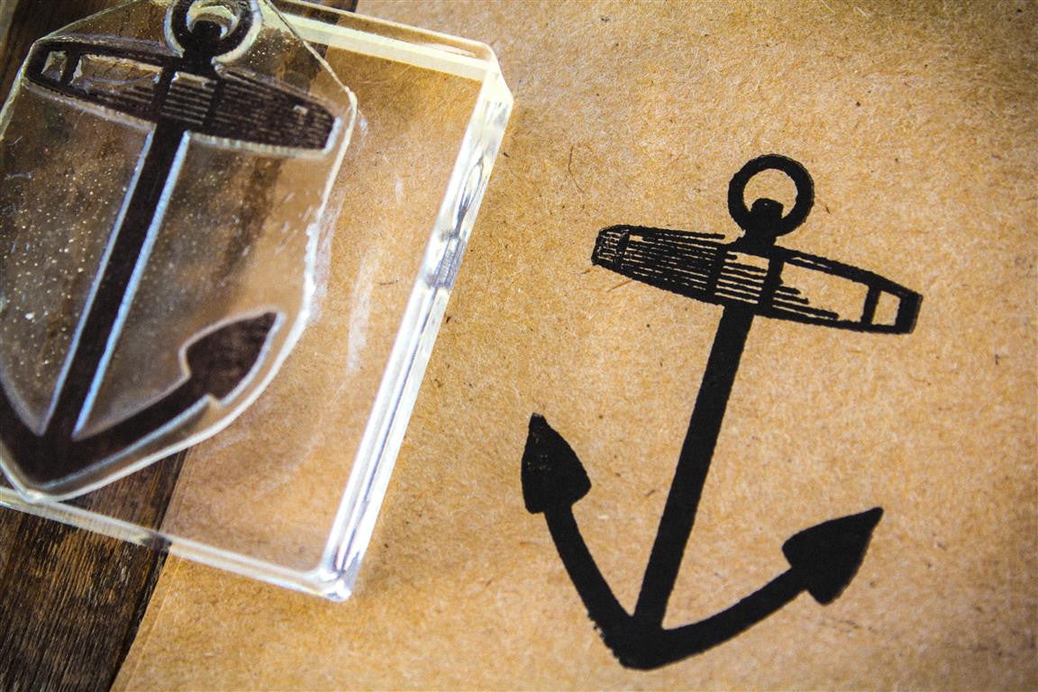 Anchor Classic 2 x 2 Inch Stamp