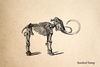 Mammoth Rubber Stamp