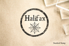 Port of Halifax Rubber Stamp