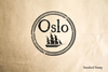 Port of Oslo Rubber Stamp