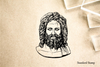 Zeus Rubber Stamp