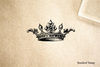 Crown Rubber Stamp