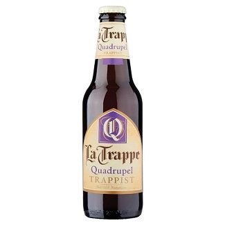 La Trappe quadrupel 30 cl