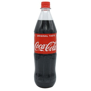 Coca cola regular 1 ltr