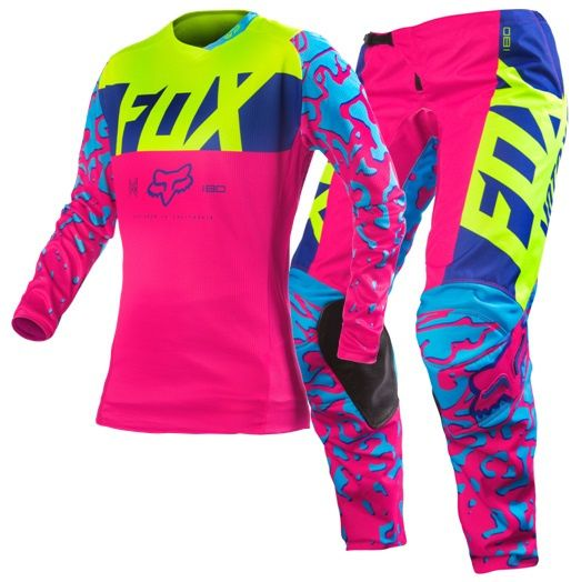 YOUTH GIRLS 180 PANT/JERSEY COMBO