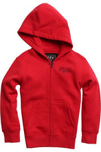 Load image into Gallery viewer, YOUTH EDIFY ZIP FLEECE