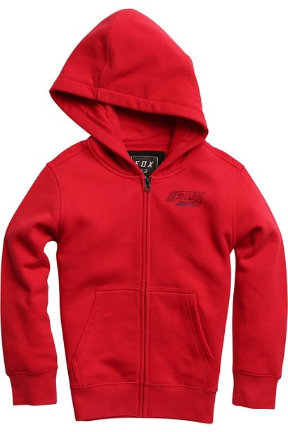 YOUTH EDIFY ZIP FLEECE