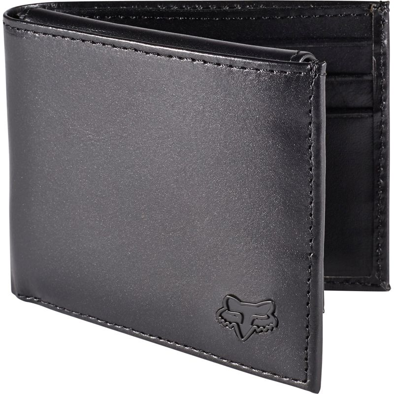 BI-FOLD LEATHER WALLET