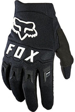 Load image into Gallery viewer, 2021 Dirtpaw Glove-Black/White