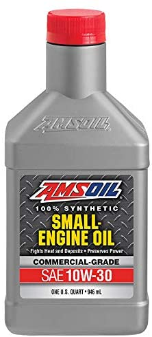AMSOIL SAE 10W-30 SMALL ENGINE OIL