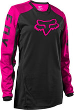 Load image into Gallery viewer, WOMENS 180 DJET JERSEY-Black/Pink
