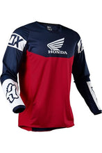 Load image into Gallery viewer, 180 HONDA JERSEY-Navy/Red