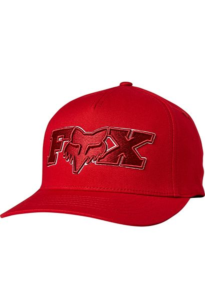 ELLIPSOID FLEXFIT HAT-Chili